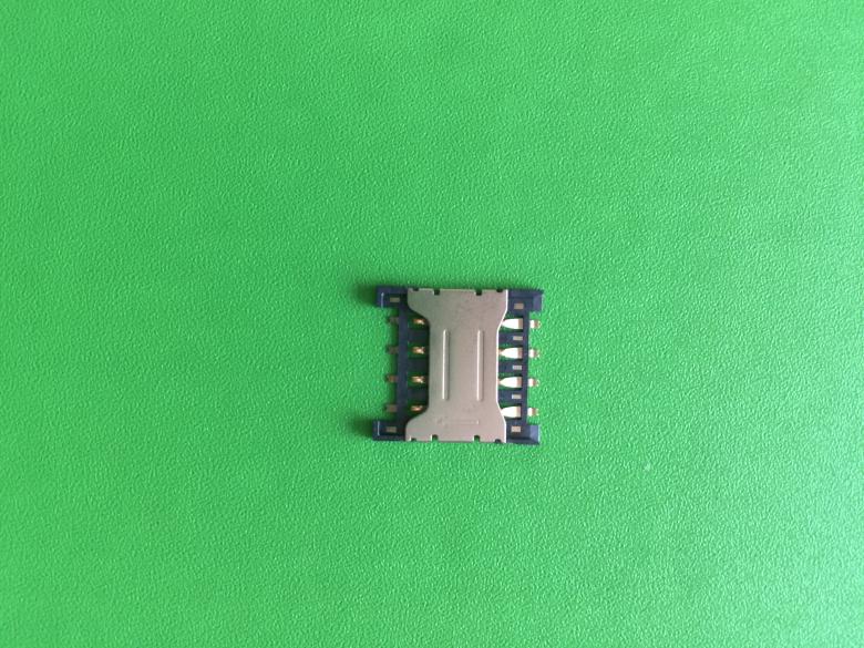 深圳市连欣科技有限公司-SIM卡座之家 1.规格 1.1 塑胶颜色:黑色 1.2 额定电流:0.5A,额定电压:50V DC 1.3 操作温度:可在-25度到85度环境内使用 2.性能 2.1 电气性能 2.1.1 接触阻抗:在1KHZ、小电流下测试,最大阻抗为40微欧 2.1.2 绝缘阻抗:用100-250V DC电压进行测试,持续1分钟,最小阻抗100兆欧 2.